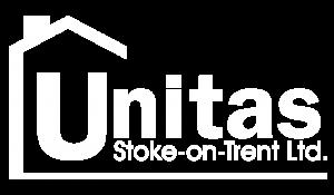 Unitas logo white