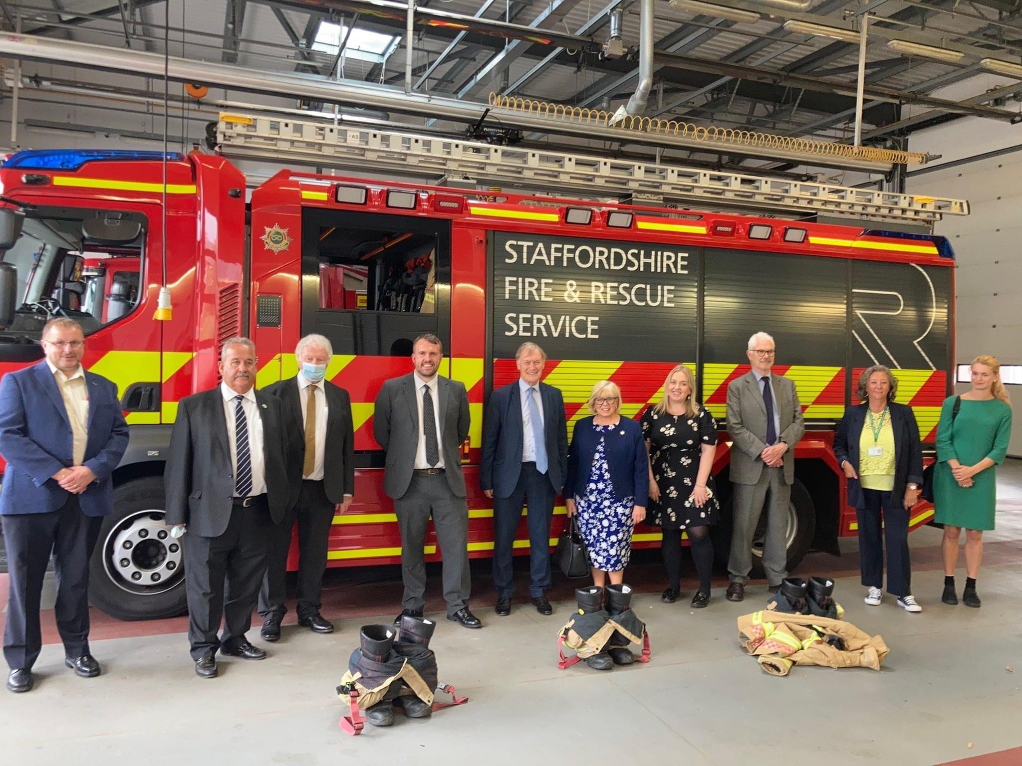 Unitas Stoke-on-Trent Put Safety First
