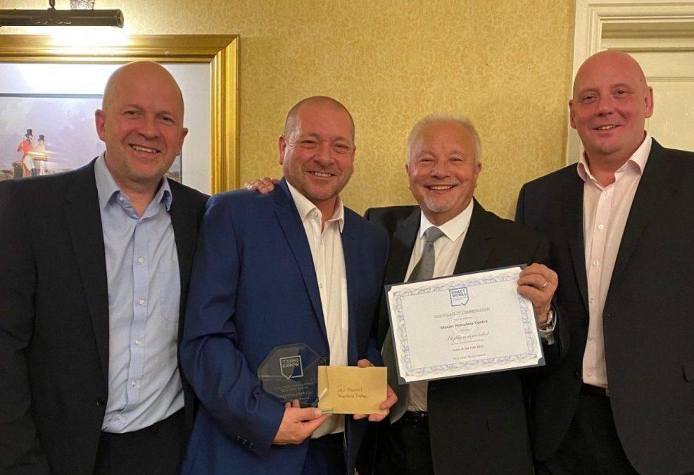 Awards season in full flow for Unitas Stoke-on-Trent
