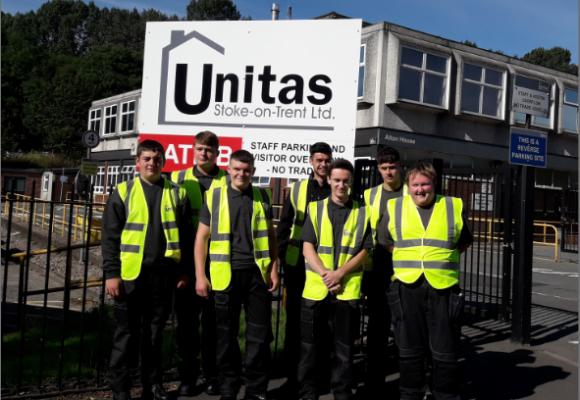 Unitas 2019 apprentices
