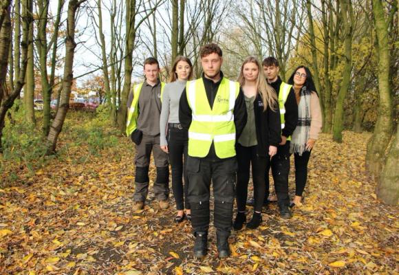 Unitas 2018 apprentices